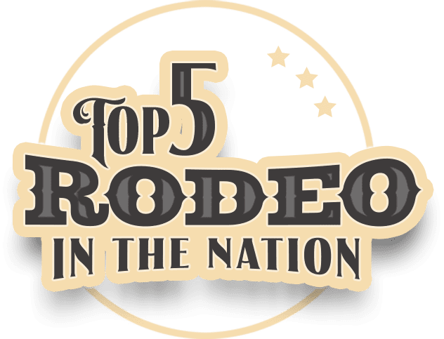 top 5 rodeo in the nation